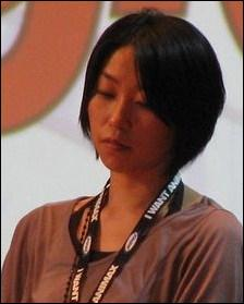 Katsura Hoshino a créé le manga ...