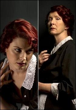 Pour qui Moira O'Hara apparaît-elle sous sa forme de belle jeune femme ?