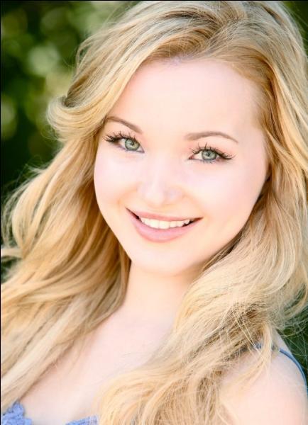 Elle joue les rôles de Liv et Maddie. Comment s'appelle-t-elle ?