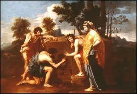 """Qui a peint """"Les bergers d'Arcadie"""" ?"""