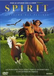 'Spirit, l'étalon des plaines'