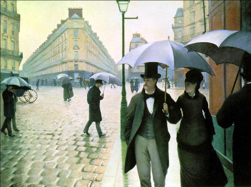 """Le talent de Gustave Caillebotte fut longtemps méconnu au profit de son rôle de """"mécène éclairé"""", sauf dans un pays où se trouve un grand nombre de ses toiles. Quel est ce pays ?"""