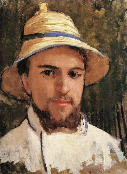 Gustave Caillebotte, un peintre mécène