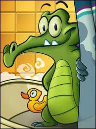 Vite, allez lui chercher de l'eau, il veut prendre son bain !
