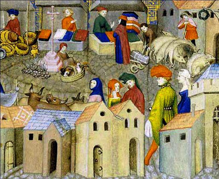 Foires de Champagne aux XIIe et XIIIe siècles. Textile. Tourisme vert avec le parc de la forêt d'Orient !