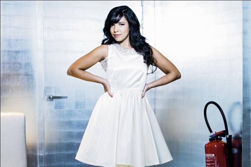 Comment se nomme cette fabuleuse chanteuse française ?
