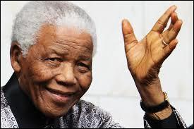 Nelson Mandela est décédé le 5 décembre 2013 à l'âge de :