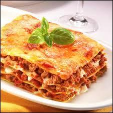 Tiens ces lasagnes ont un goût bizarre, on dirait du cheval. De quelle marque s'agit-il ?