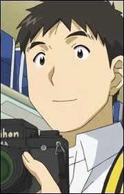 Où le personnage principal rencontre-t-il Takashi Kosuda ?