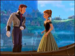 Au début du film, Anna est amoureuse de ...