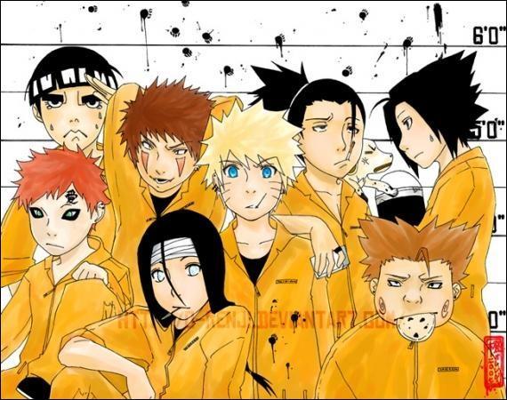 Naruto en prison, troisième partie ! Pour qui la prison est tellement horrible qu'il en pleure ?