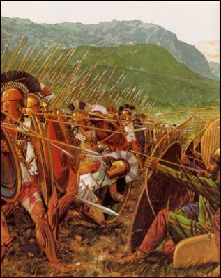 Comment se nomment les guerres entre la Perse et les Grecs ?