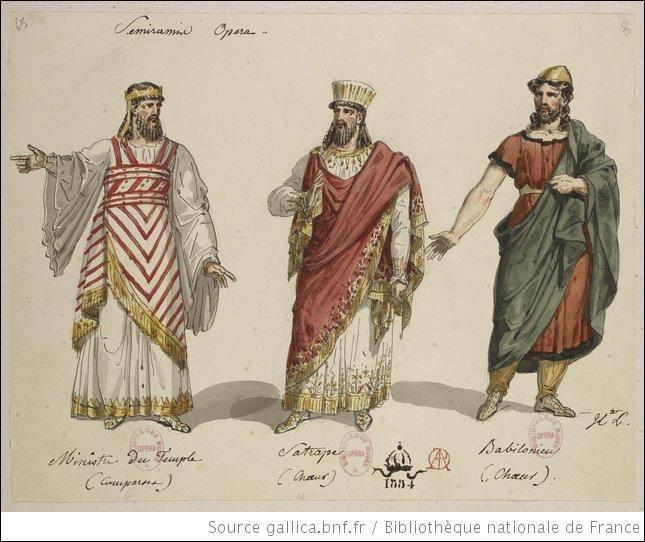 Qui étaient ces hommes, nommés par le roi, gouverneurs provinciaux de l'Empire perse ?