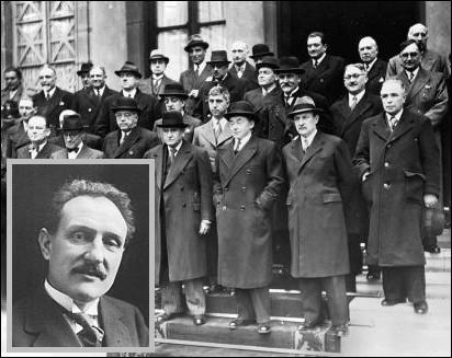 Il fut vice-président du Conseil des gouvernements Édouard Daladier, puis du gouvernement Paul Reynaud, auprès duquel il pesa en faveur de l'armistice...