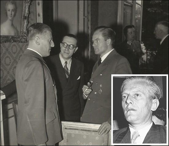 Nommé ambassadeur de l'Allemagne à Paris le 3 août 1940, Hitler lui écrit pour lui demander de faire en sorte que la « France reste faible ». A qui s'adressait-il ?