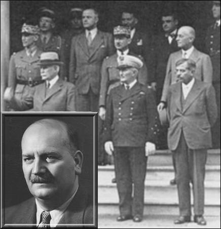 Le 14 décembre 1940, il devient chef du second gouvernement du régime de Vichy constitué par Philippe Pétain...