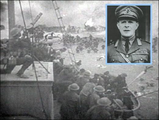 Quelle décision prend John Gort, commandant en chef du British Expeditionary Force en France, le 25 mai 1940 ?