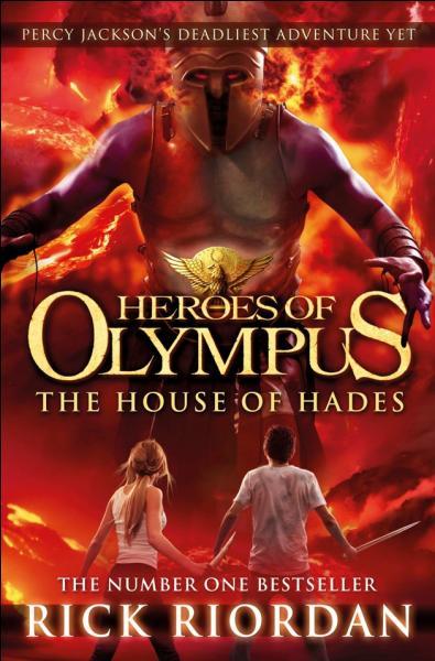 Dans les Héros de l'Olympe 4 comment s'appelle le géant anti-Hecate ?