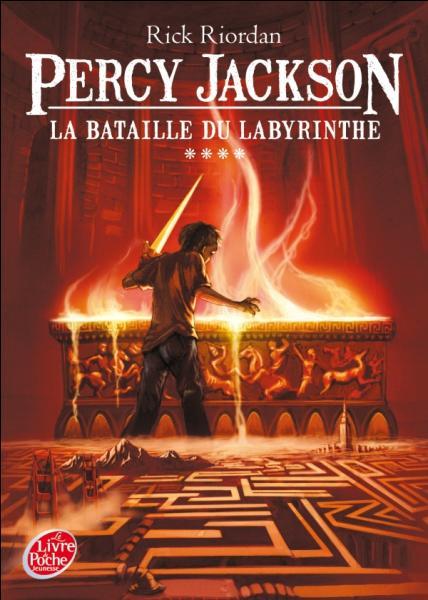 Dans Percy Jackson 4 comment s'appelle les monstres dans la forge d'Hephaistos abandonnée ?