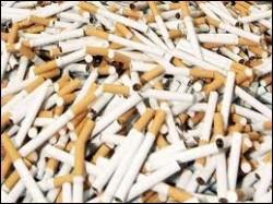 Dans l'Allemagne nazie, une doctrine prit naissance selon laquelle la tabac causait la dégénérescence aryenne :