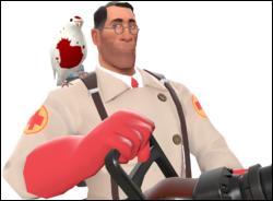 Le nom de l'oiseau du Medic se nomme ...