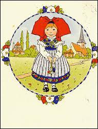 """""""La Petite Alsacienne"""" n'a pu être croquée que par ..."""