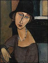 Ce portrait de Jeanne Hebuterne est de ...