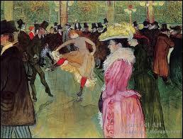 """""""Bal au Moulin Rouge"""" n'a pu être peint que par ..."""
