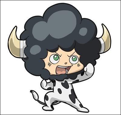 Qui est ce personnage (Il fait partie des gardiens de Tsuna) ?