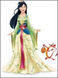 Mulan est une...