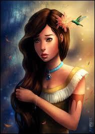 Pocahontas est une...