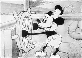 Quel est le premier dessin animé qu'a fait Disney ?