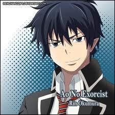 Okumura Rin vient du manga...