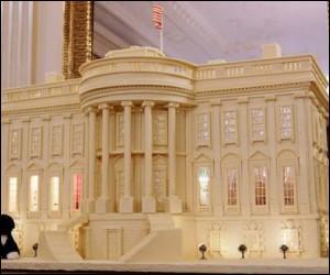 Comment appelle-t-on la résidence officielle et le bureau du président des Etats-Unis ?