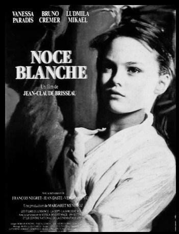 """Quel âge avait Vanessa Paradis lors du tournage de son premier film """"Noces blanches"""" ?"""