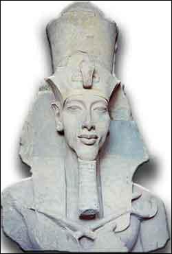 Dans l'Egypte antique, la couleur blanche était associée à :