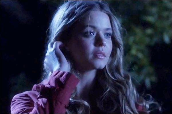 Quand apprenons-nous vraiment qu'Alison est vivante, sur l'image ?