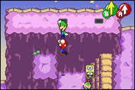 Et celle de Luigi...