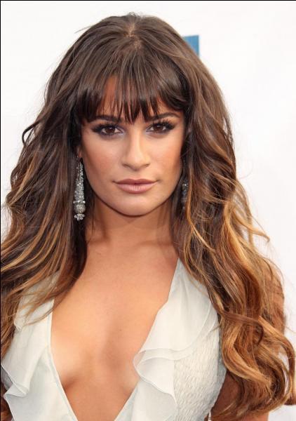 Lea Michele fait partie de la série :