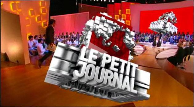 """Qui présente l'émission """"Le Petit Journal"""" sur Canal+ ?"""
