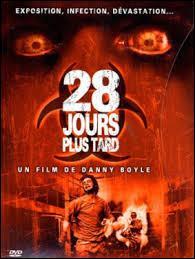 Créé par Danny Boyle, c'est un film d'horreur et de science-fiction post-apocalyptique britannique. Où peut-on voir cette image ?