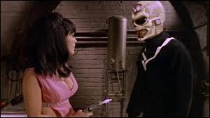 C'est un film américain réalisé par Ted V. Mikels, sorti en 1968. Où peut-on voir cette scène ?