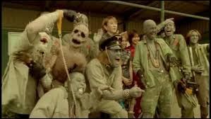 C'est un film japonais sorti le 16 mai 2003. Jubei est le héros de ce film. Dans quel film peut-on voir ces zombies ?