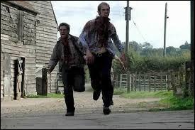 Les zombies dans les films
