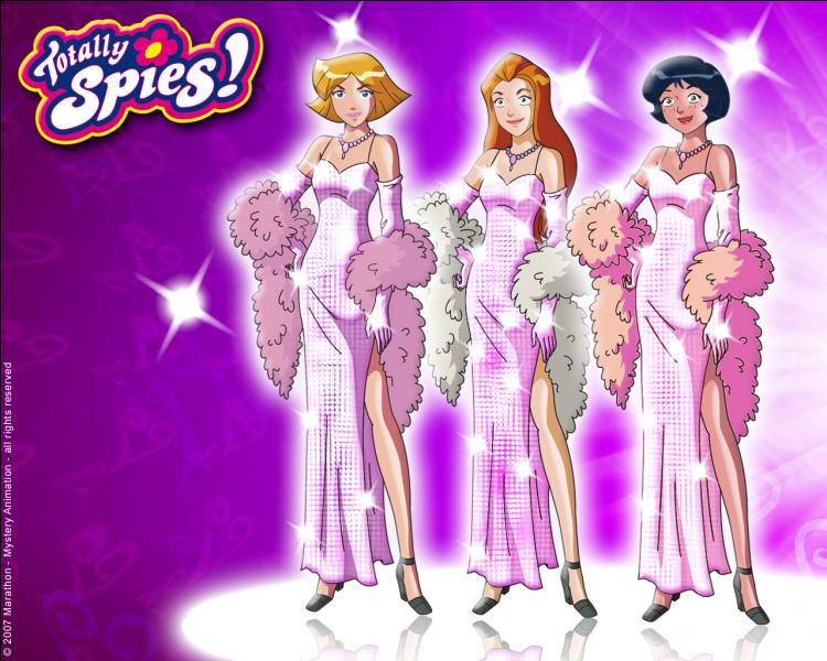 Les Totally Spies sont ...