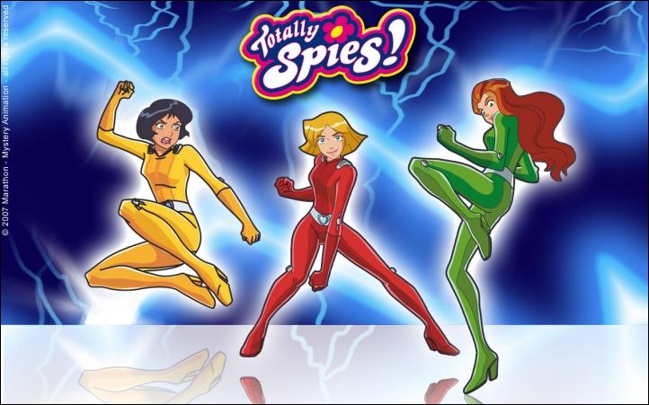 Que sont les Totally Spies ?