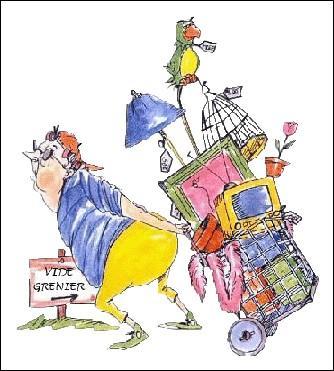 Qui se perche haut, y compris dans les boutiques ? Moins joliment, il est une maladie des tanneurs.