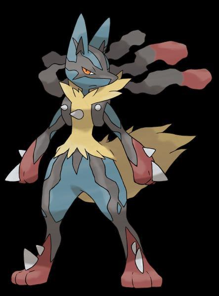 Qui est ce Pokémon Aura ?