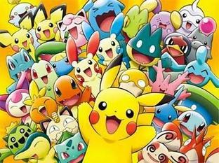 Pokémon en photos
