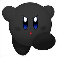 De quel jeu vient Dark Kirby ?